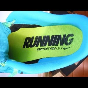 Nike Shoes - Nike Barefoot Running Shoes